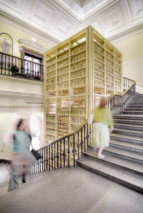 architecture norway | ARK, installation at the V&A exhibition "|606|900|?|en|2|7291615ccae300464a7860511b435381|False|UNLIKELY|0.2809034287929535