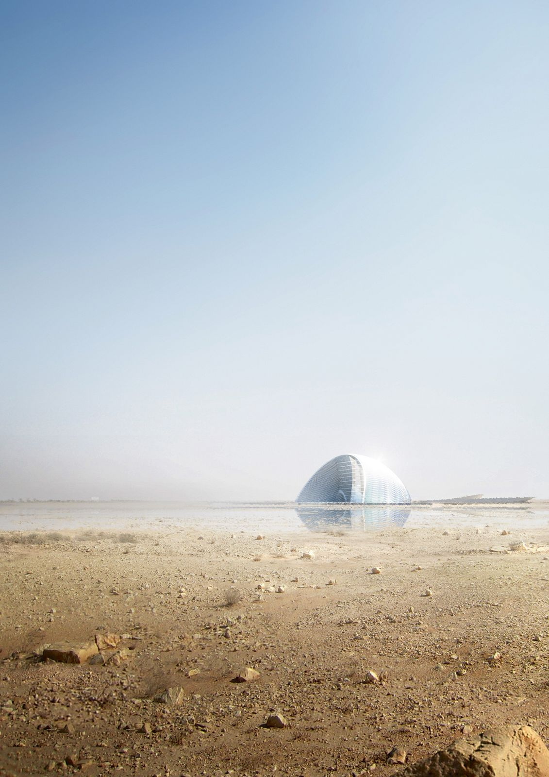 Kapsarc, Saudi Arabia, competition project.