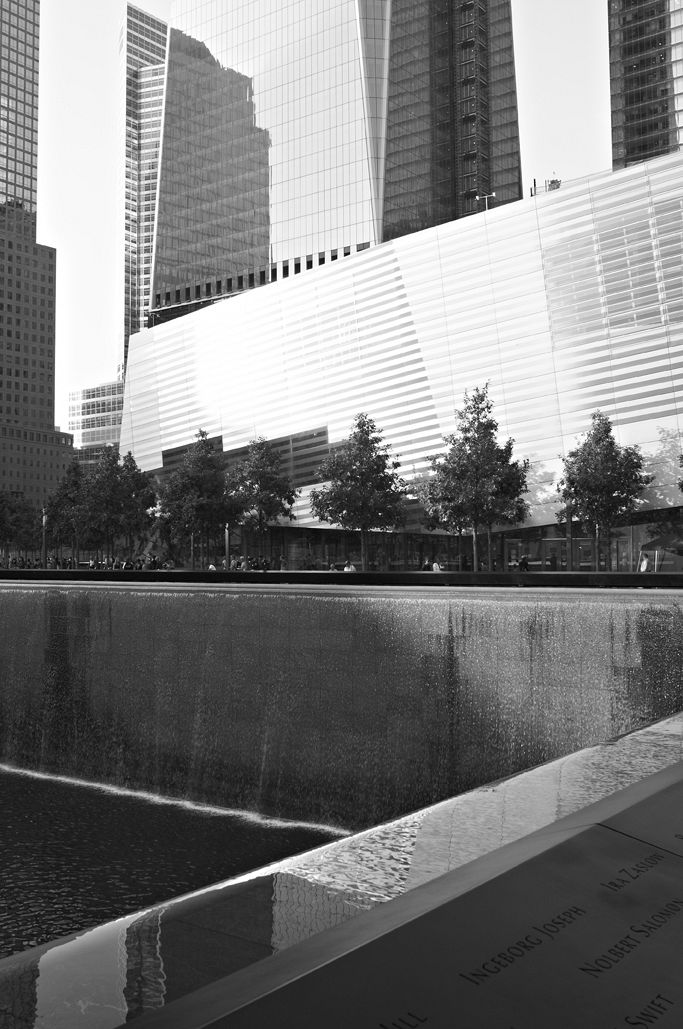 Pavilion, National September 11 Memorial & Museum at the World Trade Center. Architects: Snøhetta. Photo: Are Carlsen
